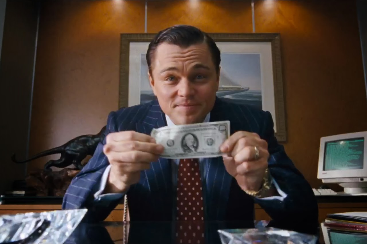 The Wolf of Wall Street1