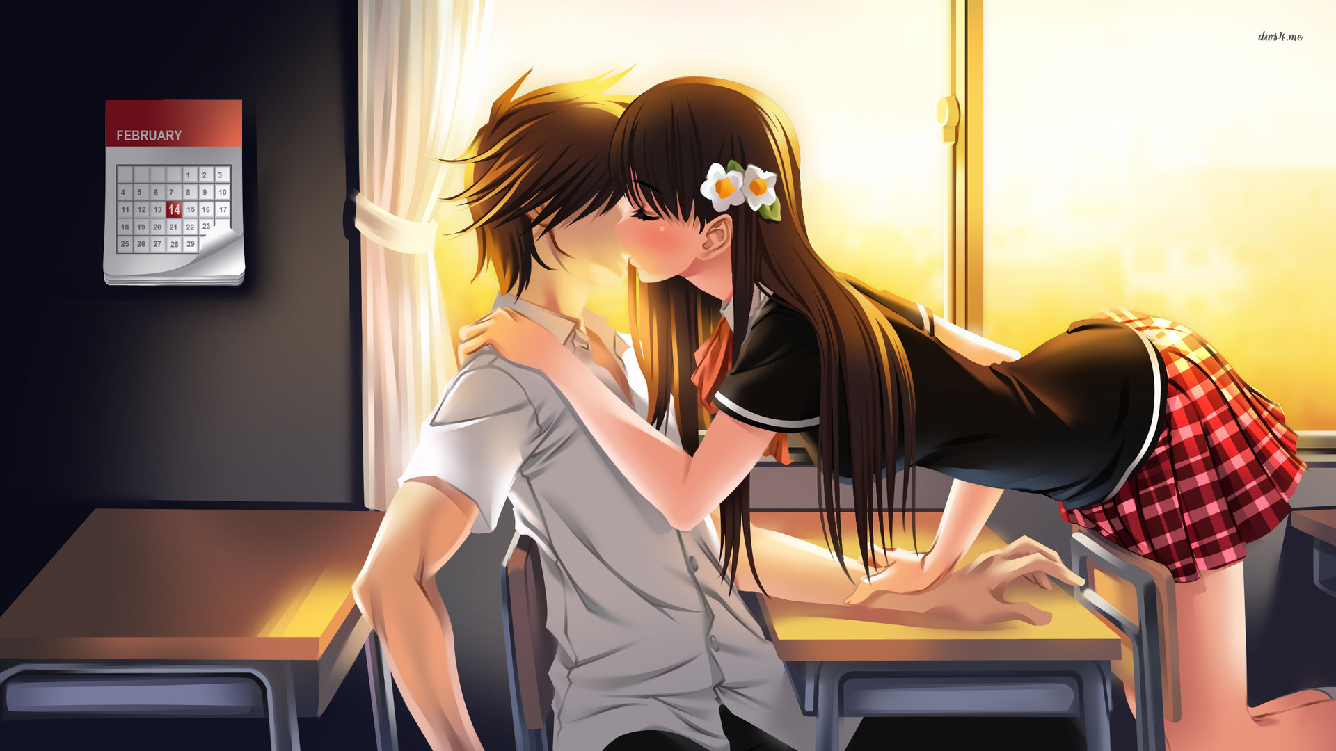 21440-valentines-day-kiss-1920x1080-anime-wallpaper