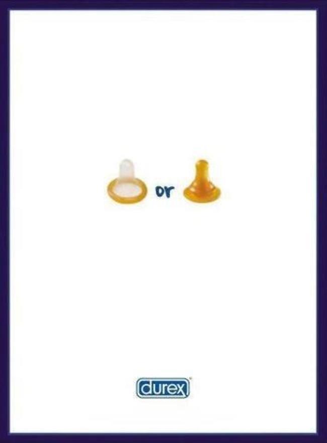 18個超有梗的保險套廣告,會讓你看懂後瞬間露出邪惡的笑容!