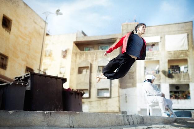 台灣漂浮少年:連續365天漂浮在歐洲各國的日常生活寫照