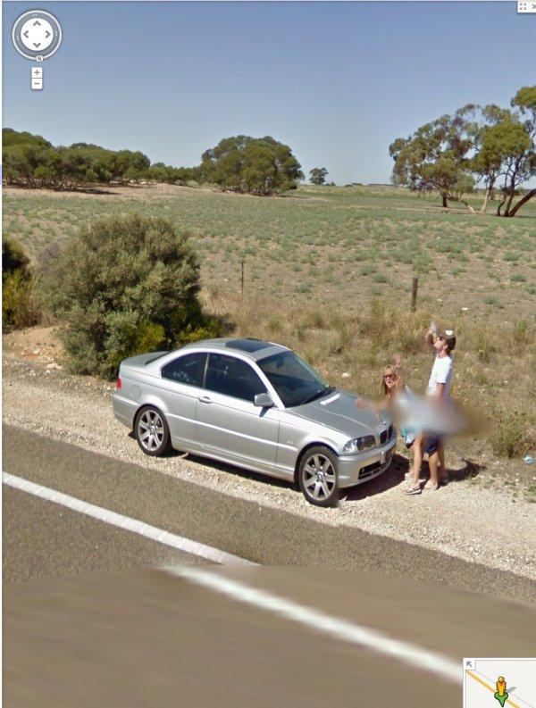 打開 Google 大神地圖的街景,就像打開世界各地免費奇景色情雜誌!
