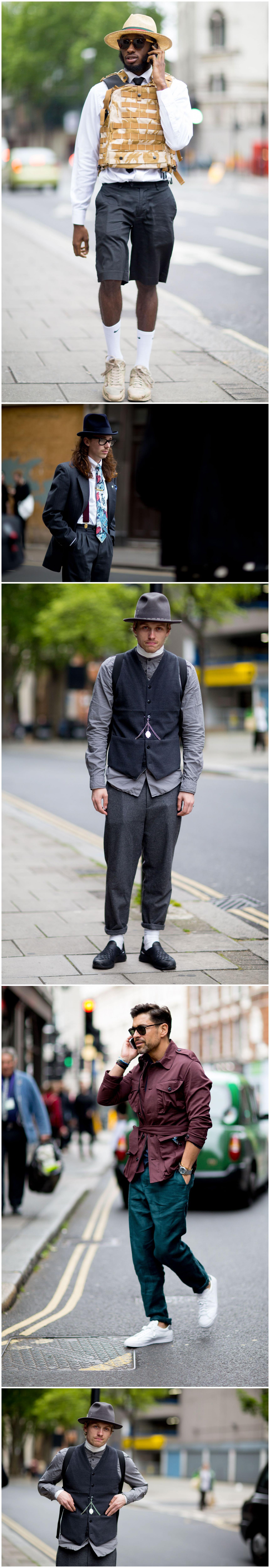 倫敦男裝周,全英國最有型的男人都在這裡了!