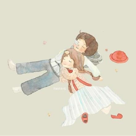 感情上遇到對的人,不在於你們在一起多久。你只知道,ta就是你今生要找的那個人!