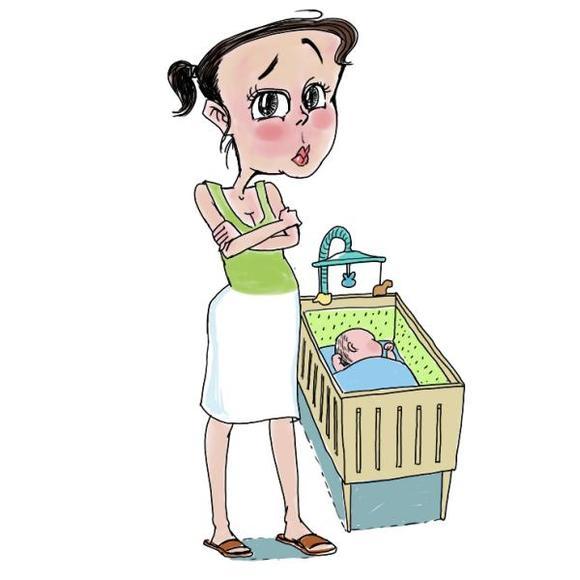 女人生完孩子後的胸部,都變成了什麼樣?