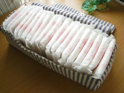 衛生棉(M巾)的最新用途,靠北對男生來說也超好用!