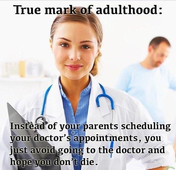 19句話完美總結了什麼是成年人,中一半以上證明你真的成熟了!