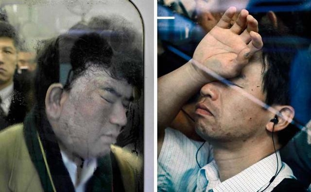 可以讓人意外懷孕的日本地鐵,真的太恐怖了!這也太……