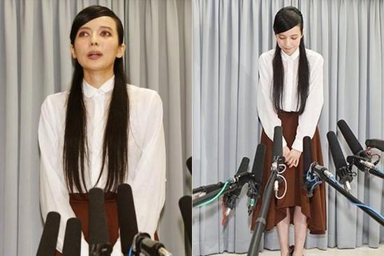 日本混血女星貝琪愛上已婚男,不倫戀自願付4億退出娛樂圈!
