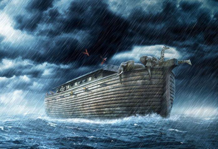 震驚!!「諾亞方舟」是真的!! 在土耳其被發現了!! 聖經的歷史得以証實…