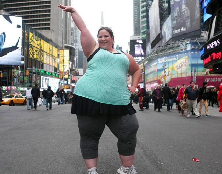 толстозадые американцы фото - 11