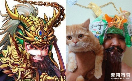 泰国低成本cosplay之王又重现江湖了,这次的受害者是 ...