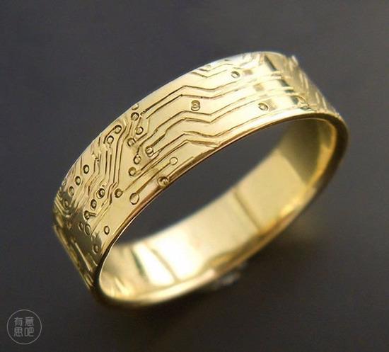 款創意爆表的求婚戒指,成功率至少增加50%!